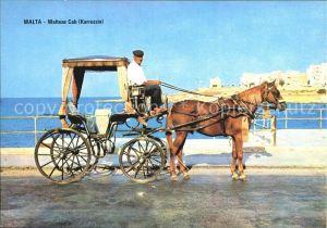 Pferdekutschen Malta Maltese Cab Karrozzin  Kat. Tiere