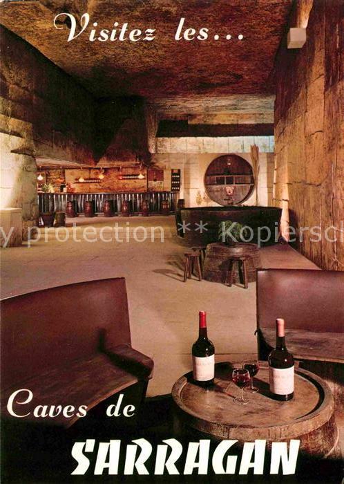 Les Baux de Provence Les Caves de Sarragan vin de Pays Kat. Les Baux de Provence