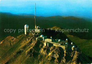 Bagneres de Bigorre Observatoire du Pic du Midi vue generale Kat. Bagneres de Bigorre