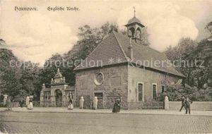 Hannover Englische Kirche  Kat. Hannover
