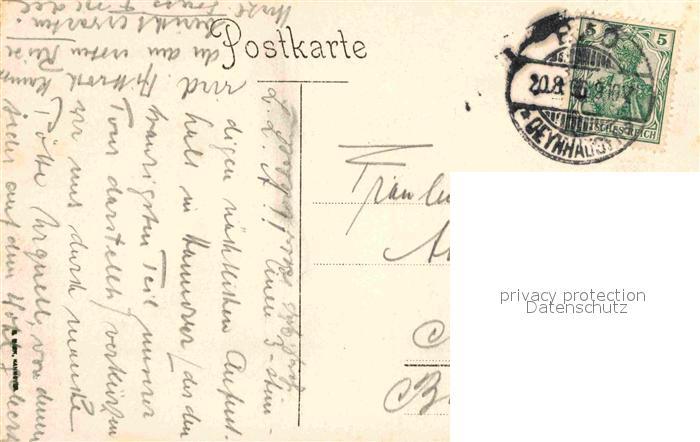 Hannover Eilenriede Kat. Hannover 1