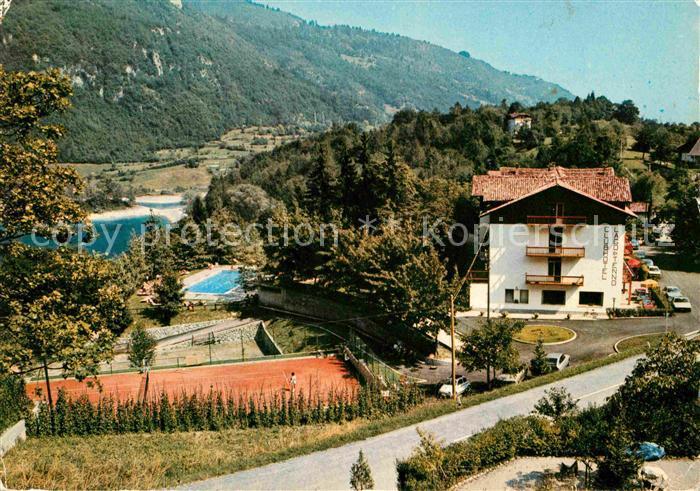 Tenno Clubhotel Lago di Tenno Tennis Swimming Pool