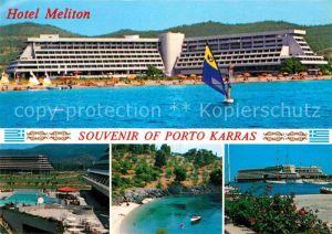 Halkidiki Chalkidiki Porto Carras Hotel Meliton Strand Bucht Kat. Halkidiki Chalkidiki