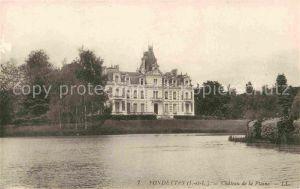 Fondettes Chateau Plaine Kat. Fondettes