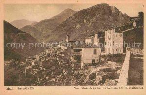 Sainte Agnes Grenoble Panorama Kat. Sainte Agnes