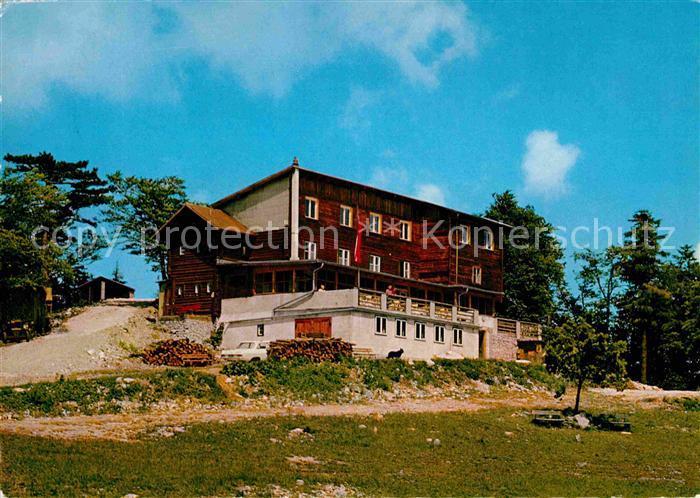 Weissenbach Triesting Hocheckhaus Kat. Weissenbach an der Triesting