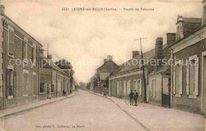 Laigne en Belin Route de Teloche Kat. Laigne en Belin