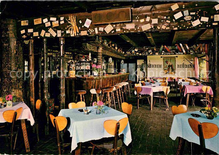 Zell See Blaickners Sonnalm Restaurant Kat. Zell am See