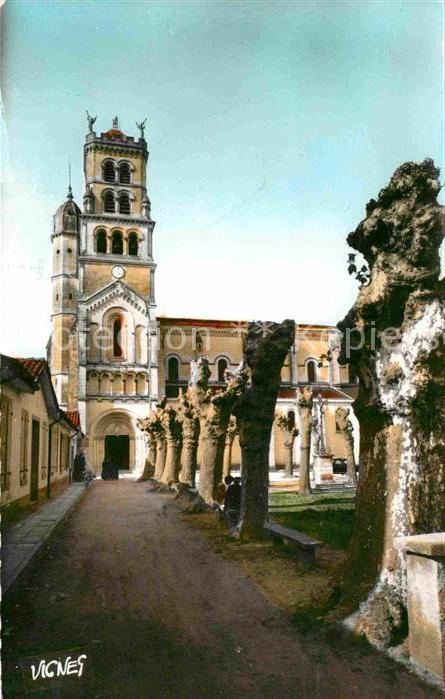 Saint Vincent de Paul Landes Notre Dame de Buglose Entree de la Chapelle  Kat. Saint Vincent de Paul