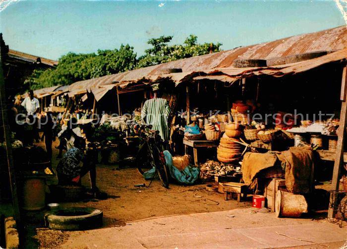 Lagos Lagos Sabo Market  Kat. Lagos