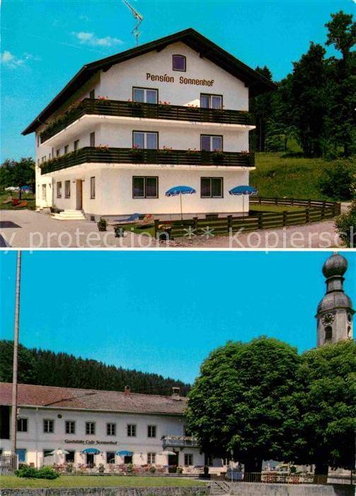 Endorf Chiemgau Antwort Gasthof Pension Sonnenhof Kat. Chiemsee