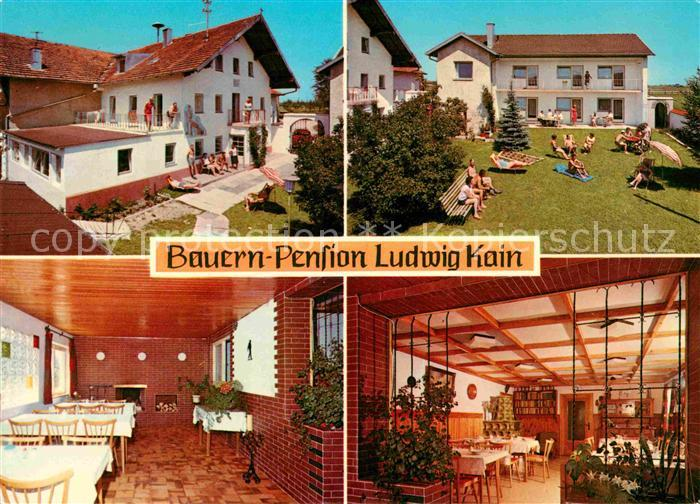 Hotel Pension Waging Am See