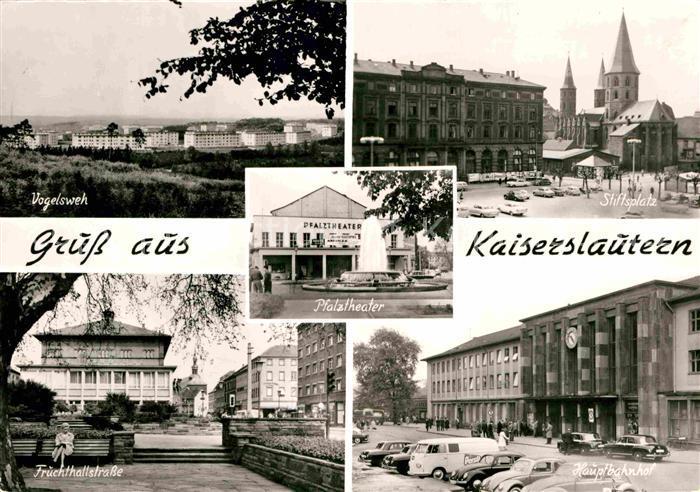 Echt Kaiserslautern Deutschland
