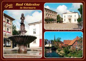 Bad Oldesloe Brunne Kat. Bad Oldesloe