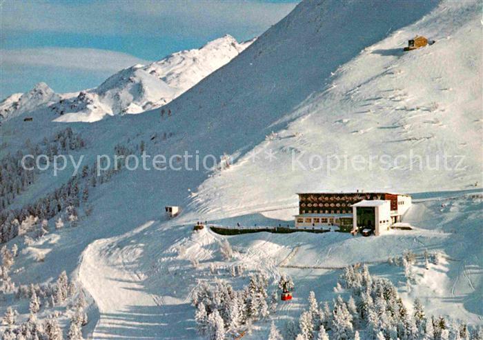Patscherkofel Berghotel Wintersportplatz Tuxer Alpen Kat. Tuxer Alpen Tirol