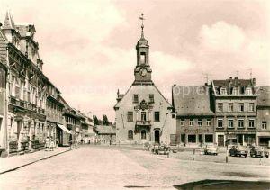 Wilsdruff Rathaus am Marktplatz Kat. Wilsdruff