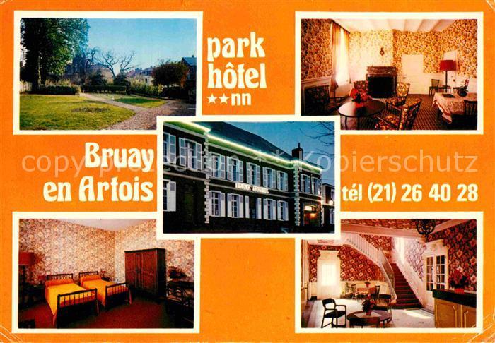 Bruay en Artois Park Hotel Kat. Bruay la Buissiere
