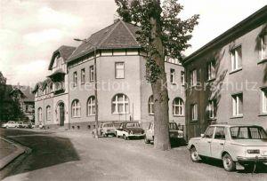 Waldheim Sachsen Schulungs  und Erholungszentrum der Deutschen Post Kat. Waldheim Sachsen