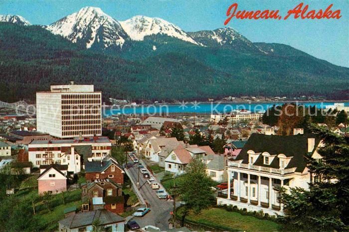Juneau Alaska Federal Building Kat. Juneau