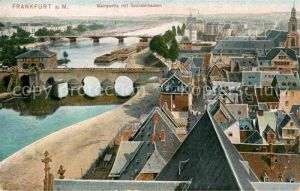 Frankfurt Main Mainpartie Sachsenhausen Kat. Frankfurt am Main