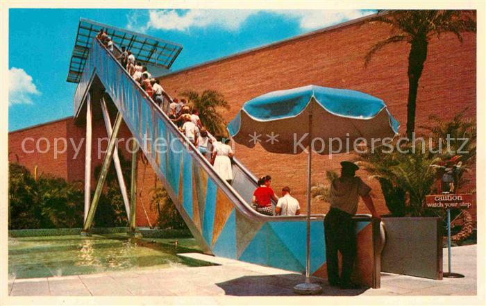 Tampa Florida Stairway to the Stars Aussichtsplattform Kat. Tampa