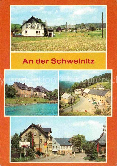 Schweinitz Zerbst Bruederwiese Deutscheinsiedel Kat. Schweinitz Zerbst