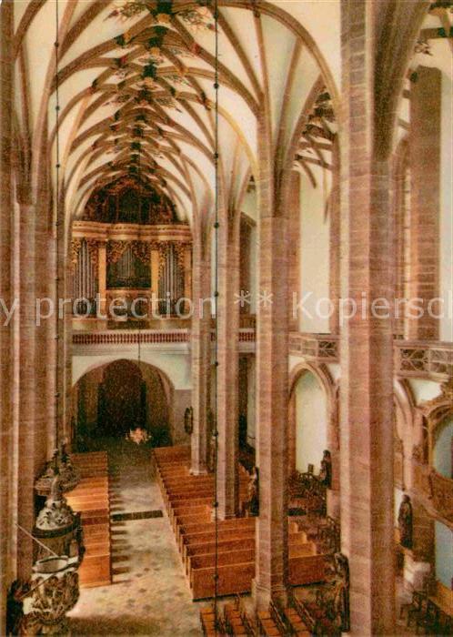 Freiburg Breisgau Dom innen Kat. Freiburg im Breisgau