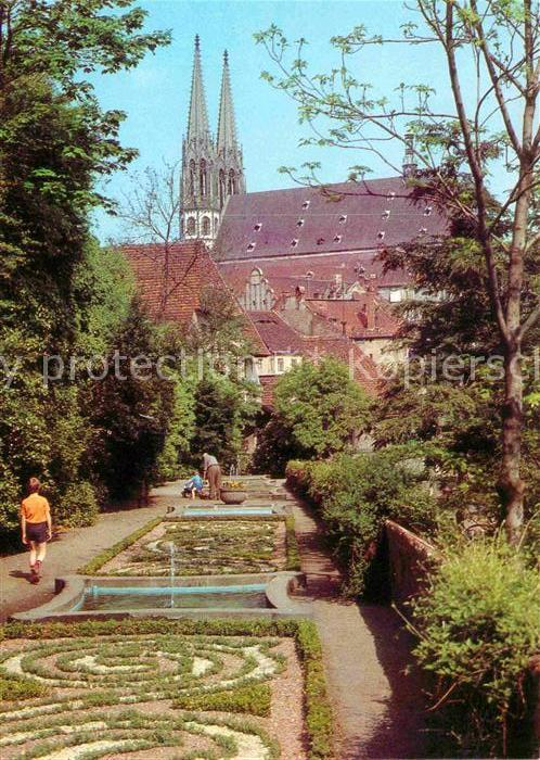 Goerlitz Sachsen Ochsenbastei mit Peterskirche Kat. Goerlitz
