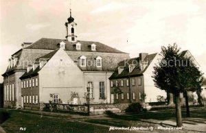 Herrnhut Kirchensaal Handabzug Kat. Herrnhut