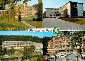 Tobelbad Rehazentrum der Allgemeinen Unfallversicherung