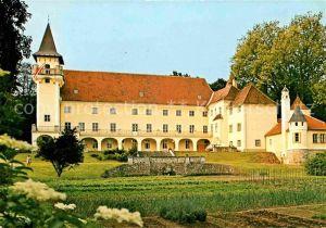 Loosdorf Landwirtschaftliche Fachschule fuer Maedchen Schloss Sooss Kat. Loosdorf