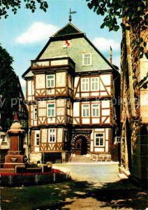 Hessisch Lichtenau Rathaus Kat. Hessisch Lichtenau