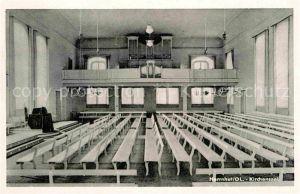 Herrnhut Kirchensaal Kat. Herrnhut