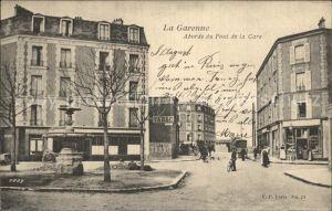 Garennes sur Eure Pont Gare Kat. Garennes sur Eure