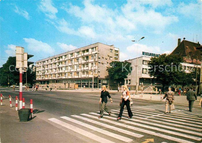 Elblag Ulica Hetmanska Kat. Elblag