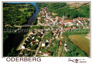 Oderberg Mark Fliegeraufnahme Kat. Oderberg Mark