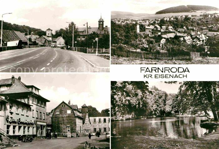 Farnroda Stadtansichten