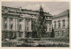 Greifswald Universitaet