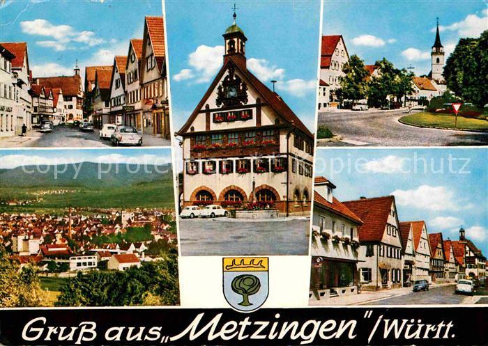 Metzingen  Kat. Metzingen