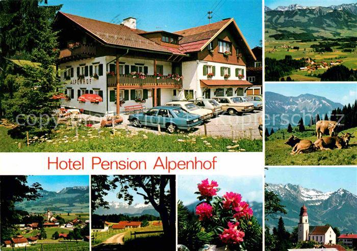 Hotel Pension Alpenhof Ofterschwang