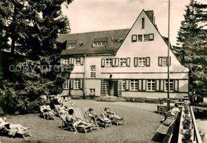 Gruenhain Erzgebirge Genesungsheim Elterleinerstrasse