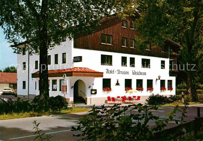 Alterschrofen Hotel Pension Waldmann Kat. Schwangau