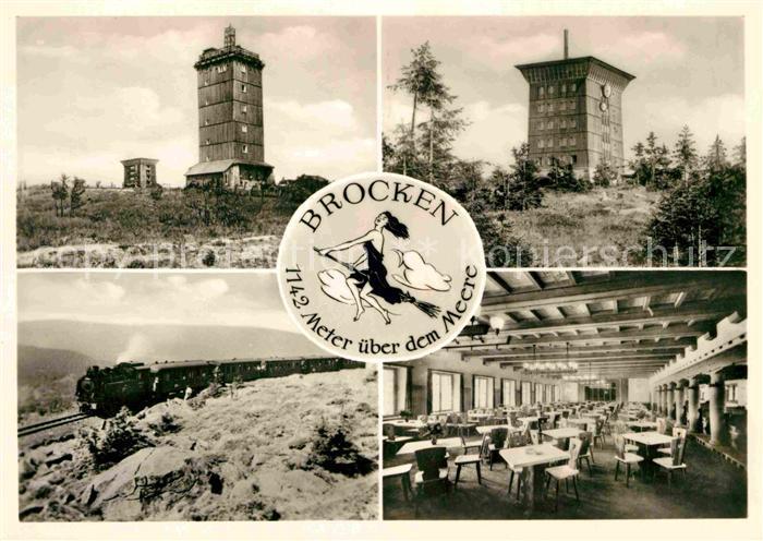 Brocken Harz Brocken Hotel Brockenbahn