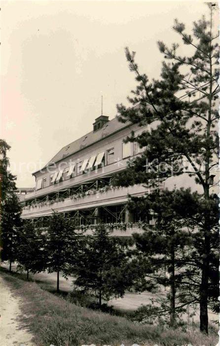 Coswig Sachsen Klinik Kat. Coswig