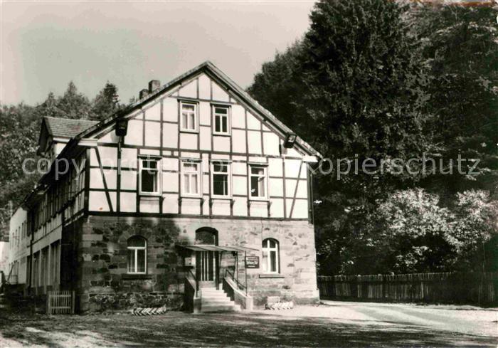 Ilfeld Wiegersdorf Ferienheim Ilfelder Tal