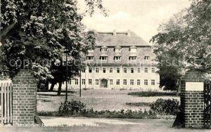 See Niesky Sanatorium Kat. Niesky