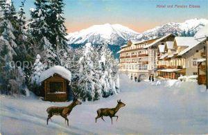 Garmisch Partenkirchen Hotel Eibsee Kat. Garmisch Partenkirchen