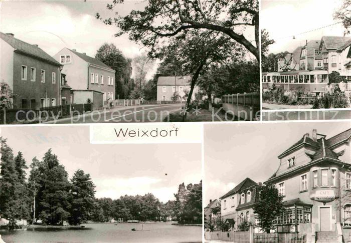 Weixdorf See Kat. Dresden