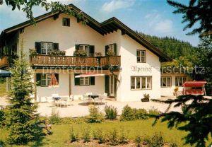 Klais Pension Alpenhof Kat. Kruen