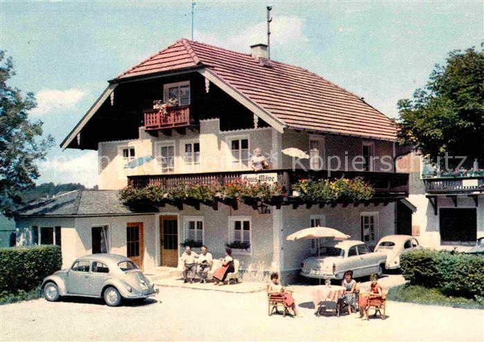 Prien Chiemsee Fremdenheim Haus Moeve Kat. Prien a.Chiemsee